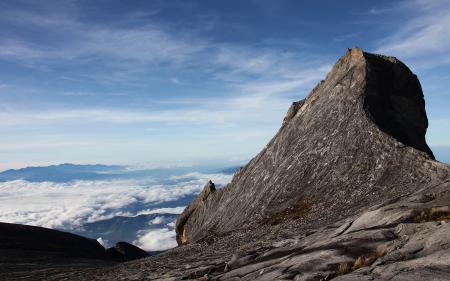 Фото пейзажи, горы, скалы, небо