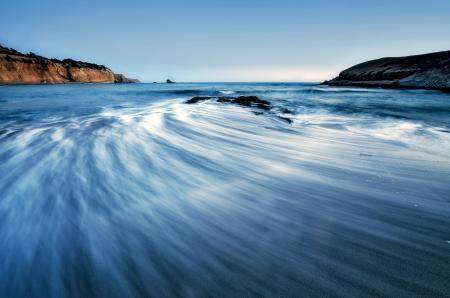 Заставки море, скалы, вода
