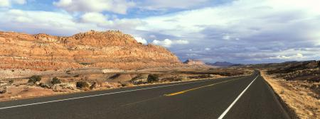 Заставки Дорога, Трасса, Шоссе, Пустыня