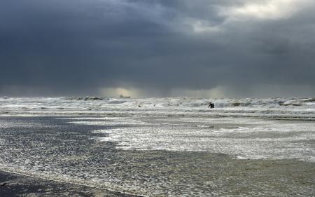 Картинки море, небо, волны, природа