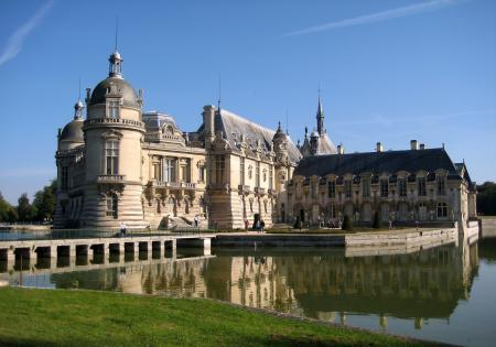 Фотографии Шато де Шантильи, Франция, Замок, дворец Шантильи