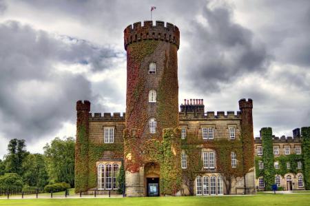 Заставки Замок Суинтон, Англия, замок, England