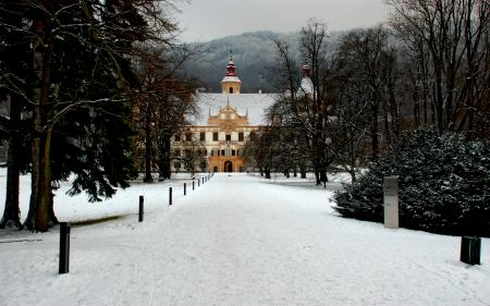 Картинки Дворец-замок Эггенберг, Грац, Австрия, Schloss