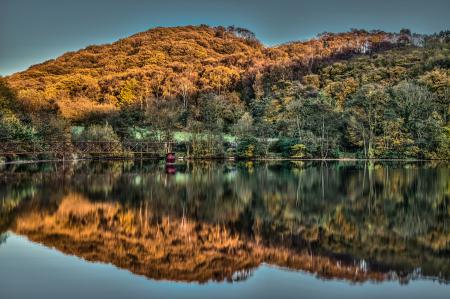 Фото Ercall Hill, Shropshire, England, Англия