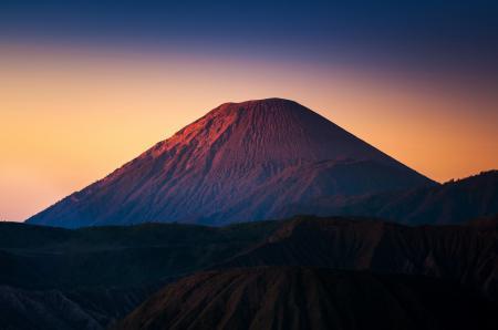 Фото Индонезия, Ява, вулканический комплекс-кальдеры Тенгер, Tengger