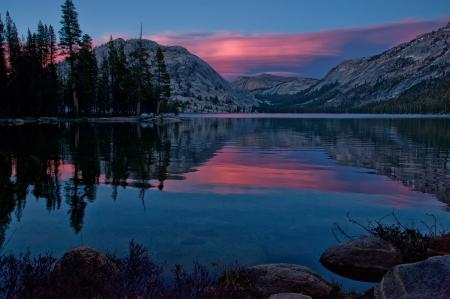 Фотографии Tenaya Lake, Yosemite National Park, California, озеро Теная