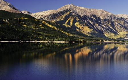 Заставки пейзажи, фото, горы, вода