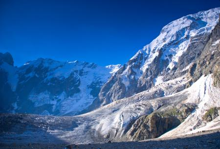 Фотографии Winter mountains, зима, заснеженные, горы