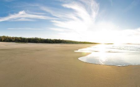 Картинки Пляж, Море, Волна, Песок