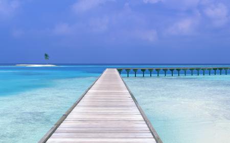 Заставки пейзаж, природа, океан, вода