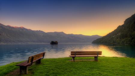 Фотографии природа, пейзаж, трава, небо
