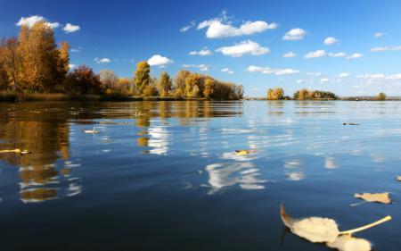 Обои Волга, самарская, лука