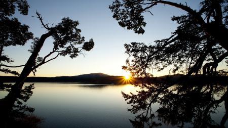 Фото закат, восход, пейзаж, природа