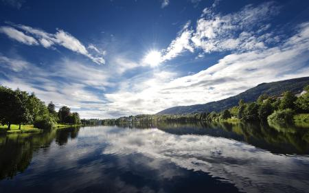 Картинки пейзажи, природа, вода, реки