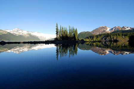 Фото Канада, пейзаж, природа, озеро