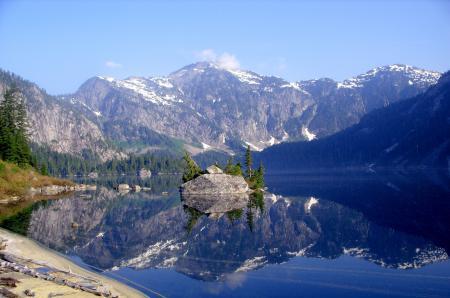 Фото Канада, природа, пейзаж, озеро