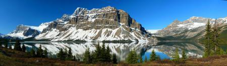 Обои Панорама, природа, пейзаж, горы