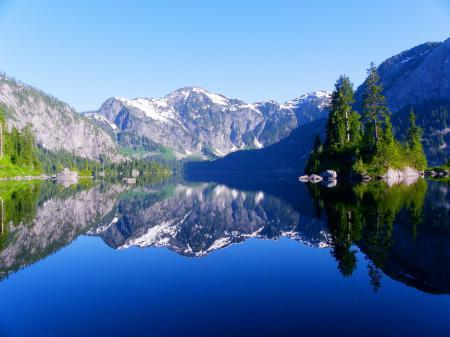 Фото Канада, природа, пейзаж, горы