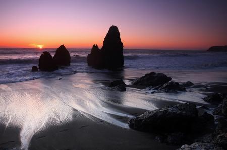 Обои Морской пейзаж, природа, море, волны