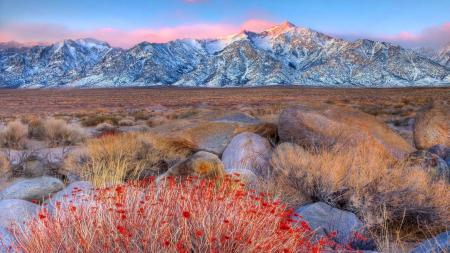 Фото пейзажи, горы, камни, небо