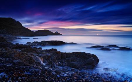 Фото Michael Breitung, Великобритания, Уэльс, море