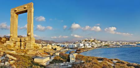 Фотографии Греция, Наксос, остров, Портира