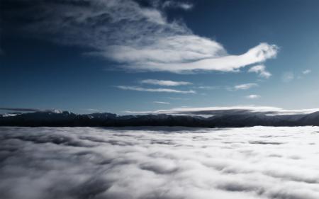 Картинки пейзажи, небо, небеса, облако