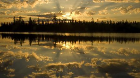 Заставки природа, озеро, река, вода