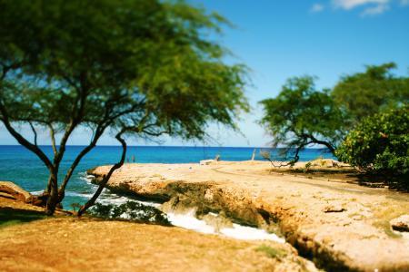 Заставки Пляж, побережье, море, волны