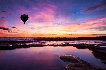 Фото Пейзаж, море, вода, берег