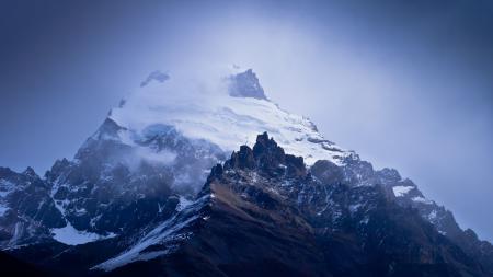 Фото argentina, blue, calm, cerro solo