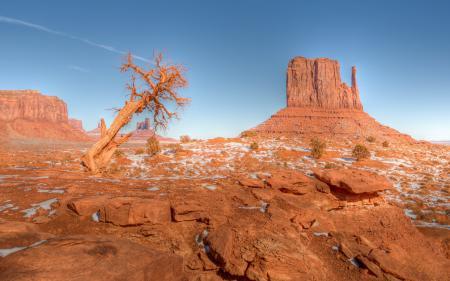 Картинки Monument Valley, Arizona, Utah, Navajo Tribal Park