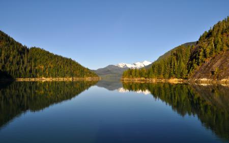 Фотографии Природа, пейзаж, озеро, лес