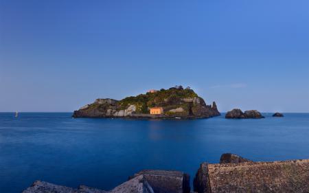 Обои Aci Trezza, Sicily, Italy, Сицилия