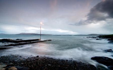 Заставки Ireland, Cork, Dunmanus, Kilcrohane Pier