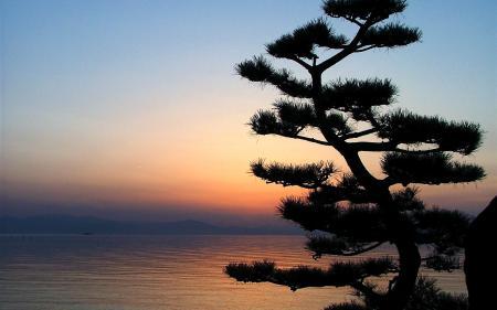 Фотографии небо, горы, море, озеро