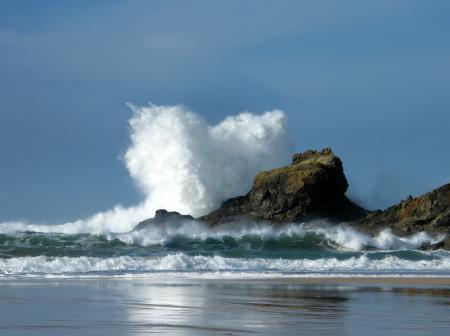 Фотографии океан, море, скалы, камни