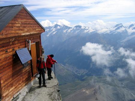 Фотографии Швейцария, Церматт, высота, горы