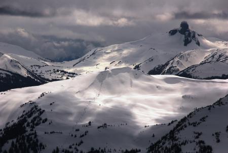 Картинки Вистлер, канада, горы