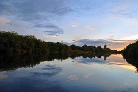 Заставки река, river, отражение, тишь да гладь