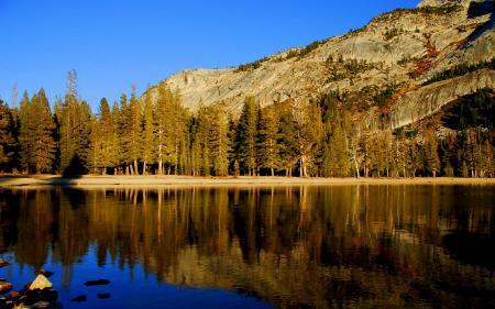 Картинки озеро, отражение, гладь, вода
