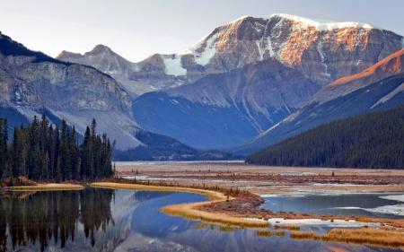 Фото Canada, National park, Alberta, Jasper
