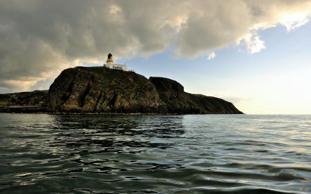 Фото море, маяк, пейзаж
