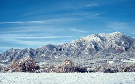Обои Colorado, горы, зима, снег