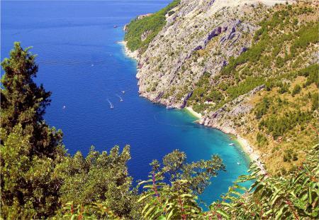 Заставки Макарска Ривьера, Makarska Riviera, Хорватия, Адриатическое море