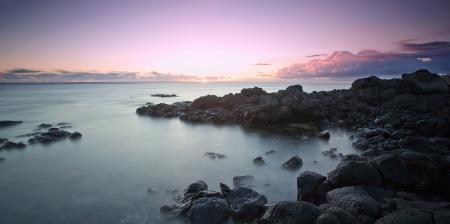 Картинки море, небо, камни