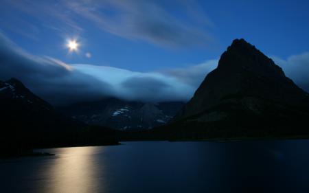 Картинки пейзажи, ночь, фото, места