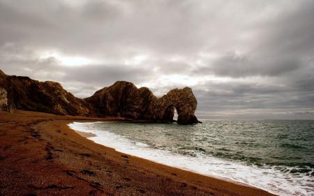 Заставки пейзажи, фото, англия, берег