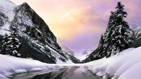 Фотографии пейзажи, landscape, зима, скалы