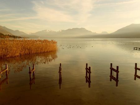Обои пейзаж, природа, вода, озеро